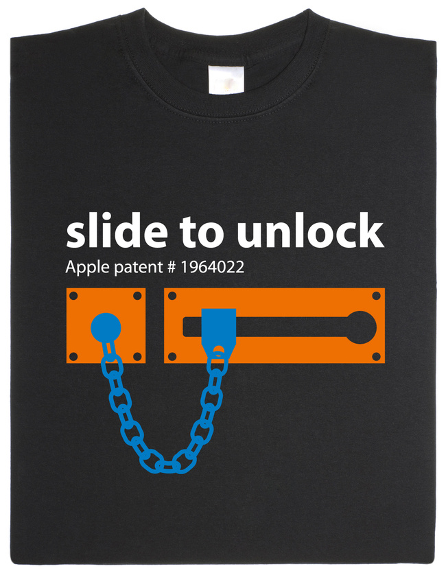 apple-slide-to-unlock-t-shirt