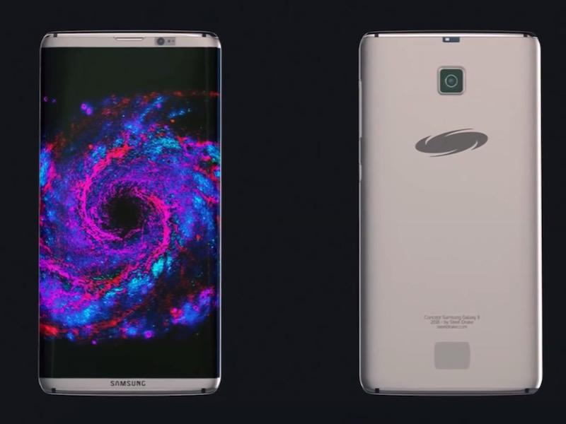Samsung S8 Unbekannte Quellen
